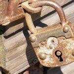 O cadeado e a chave!